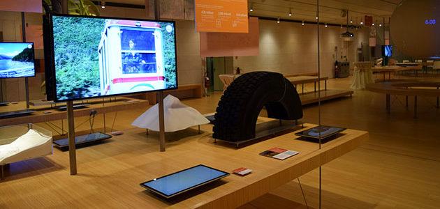 Ricostruzione e impatto ambientale, Marangoni espone al MUSE di Trento