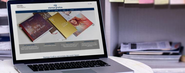 Stampa Grafica – Realizzato il nuovo sito mobile friendly