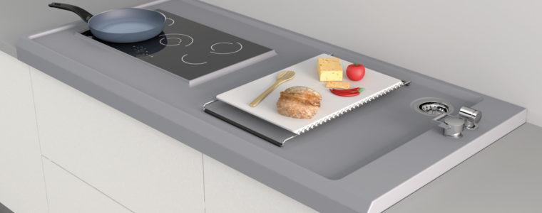 Il Piano è servito, nuovo progetto Mise en Place su Ambiente Cucina
