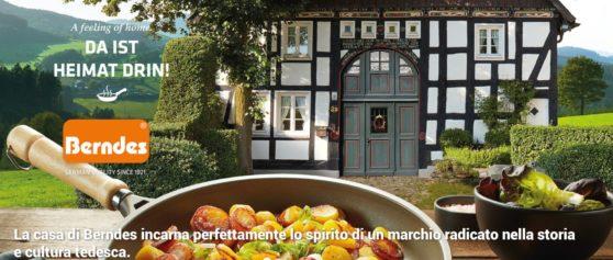 Casa dolce casa, il design di Balance per Berndes