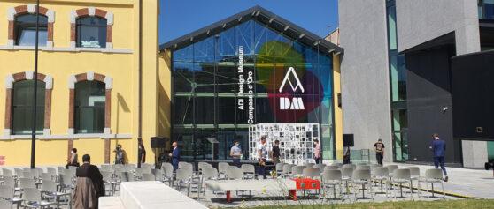 """Inauguration of the ADI Design Museum """"Compasso d'Oro"""""""